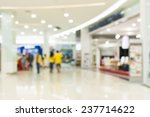 people shopping in department... | Shutterstock . vector #237714622
