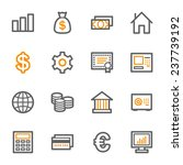 money web icons | Shutterstock .eps vector #237739192