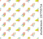 seamless vector pattern with... | Shutterstock .eps vector #237755716