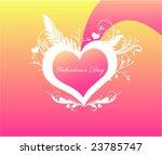velentines day illustration | Shutterstock .eps vector #23785747