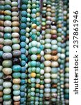Collection Of Stone Beads...