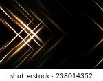 Abstract Gold Fractal...