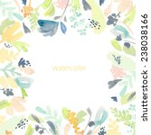 beautiful background with... | Shutterstock .eps vector #238038166