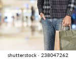 abstract background of shopping ... | Shutterstock . vector #238047262