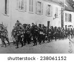 world war i  american troops of ... | Shutterstock . vector #238061152