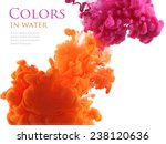 Acrylic Colors In Water....