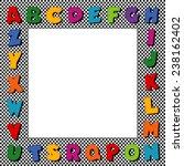Alphabet Frame  Original Desig...