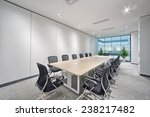 modern office meeting room... | Shutterstock . vector #238217482