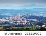 general view of pals area in... | Shutterstock . vector #238219072