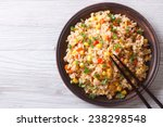 Asian Fried Rice With Eggs ...