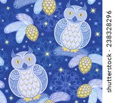 seamless pattern with... | Shutterstock .eps vector #238328296