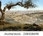 From Mount Scopus  Jerusalem ...