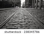 Brooklyn Cobblestone Street...