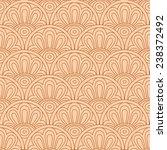sepia monochrome ethnic... | Shutterstock .eps vector #238372492