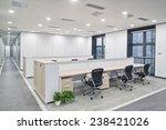 modern office interior | Shutterstock . vector #238421026