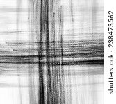 abstract black ink painting on... | Shutterstock . vector #238473562