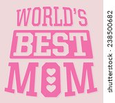 Mother Day  Typography  T Shir...