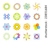 modern vector elements for your ... | Shutterstock .eps vector #23851684