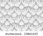 Retro background brightly grey color - stock photo