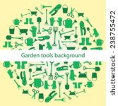 Template For Making Garden...