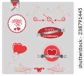 set of labels and badges for... | Shutterstock .eps vector #238791445