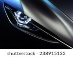 Predatory Car Headlight And...