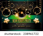 2015 new year and happy... | Shutterstock .eps vector #238961722