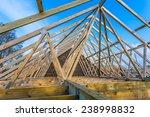 roofing construction.wooden... | Shutterstock . vector #238998832