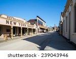 sovereign hill  australia  ... | Shutterstock . vector #239043946