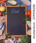 food background | Shutterstock . vector #239098288