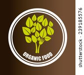 natural food | Shutterstock .eps vector #239185576