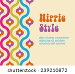 vector colorful card with... | Shutterstock .eps vector #239210872