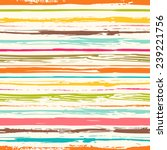 colorful stripes seamless... | Shutterstock .eps vector #239221756