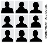 people icons | Shutterstock vector #239229886