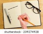composite image of new years... | Shutterstock . vector #239274928