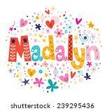 madalyn | Shutterstock .eps vector #239295436