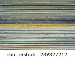the stack of gypsum board... | Shutterstock . vector #239327212