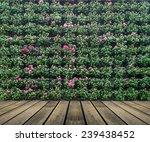 Flower Wall Vertical Garden
