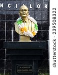 Small photo of KOLKATA - FEBRUARY 10: Monument of Girish Chandra Bose on February 10, 2014 in Kolkata, India. Girish Chandra Bose was the eminent educationist and great Social Reformer
