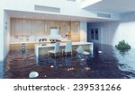 Flooding In Luxurious Kitchen...