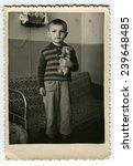 ussr   circa 1970s  an antique... | Shutterstock . vector #239648485