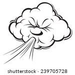 cloud | Shutterstock .eps vector #239705728