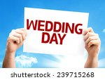Wedding Day Card With A...
