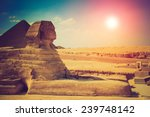 the full profile of the great...   Shutterstock . vector #239748142