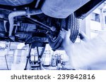 auto repair factory | Shutterstock . vector #239842816