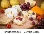 Party Cheese Platter With...