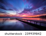 magnificent long exposure lake... | Shutterstock . vector #239939842