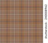 seamless tartan plaid | Shutterstock .eps vector #240008962