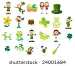 St. Patrick Day Icons   Part 1