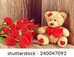 Valentines Day. Love Heart....